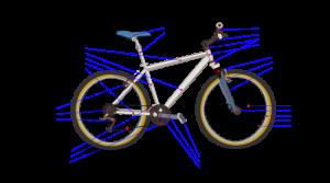 mountainbike onderdelen